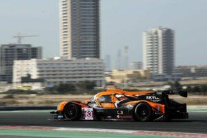 DKR Engineering ALMS Dubai 2021