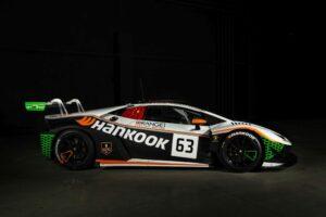 FFF Racing by ACM Lamborghini Huracan GT3 EVO NLS 2021