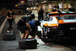 GPX racing ALMS Abu Dhabi 2021