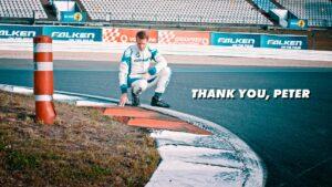 Peter Dumbreck Falken Motorsports