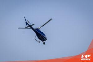 Symbolbild Kamera-Helikopter NLS 2020