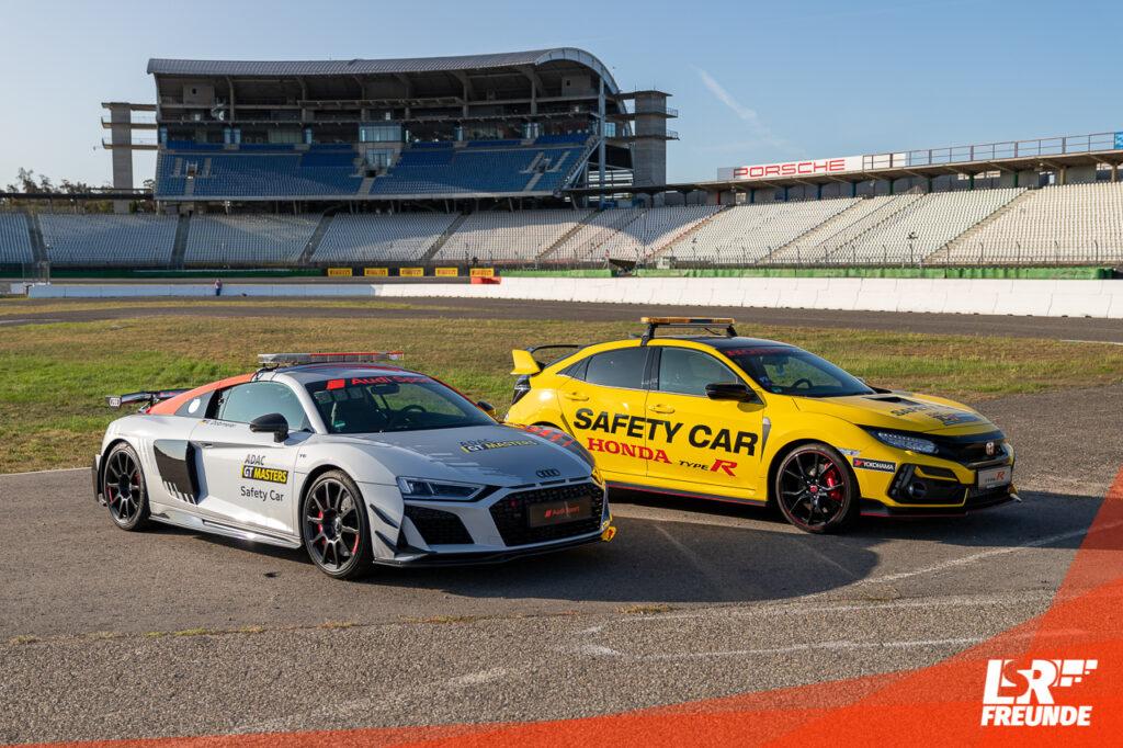 Safety Cars ADAC GT Masters ADAC TCR Germany Hockenheim 2020