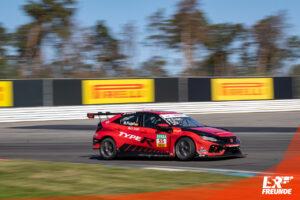Honda Civic TCR ADAC TCR Germany Hockenheim 2020 Fugel