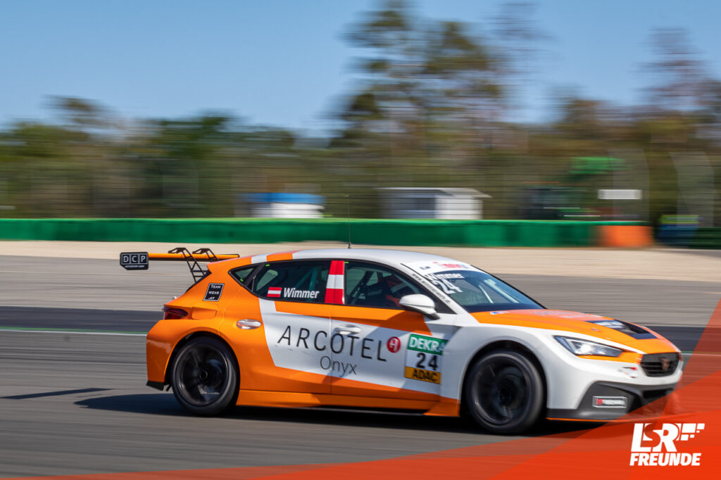 Wimmer Werk Motorsport Seat Cupra TCR ADAC TCR Germany Hockenheim 2020