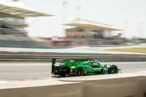 LMP2 Phoenix Racing ALMS 2021 Abu Dhabi