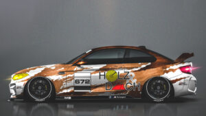 LifeCarRacing BMW M2CS Holzi NLS 2021
