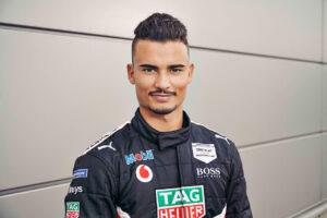 TAG Heuer Porsche Formel-E-Team Pascal Wehrlein