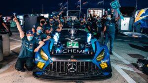 Mercedes-AMG GT3 IMSA 24h Daytona 2021