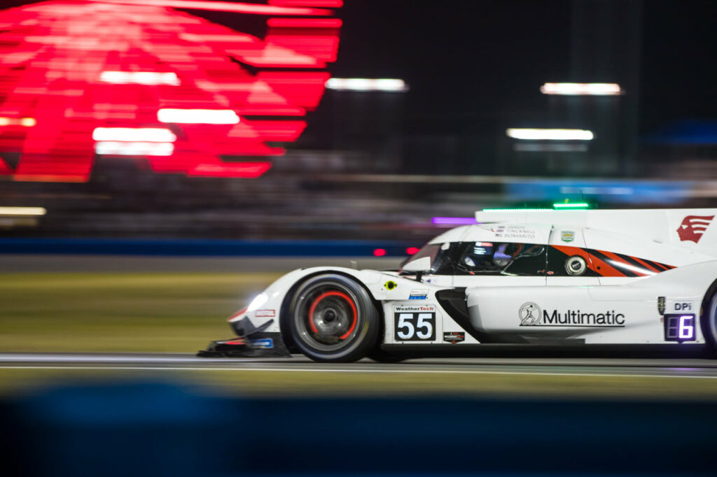 Multimatic Motorsports Mazda DPi IMSA 2021