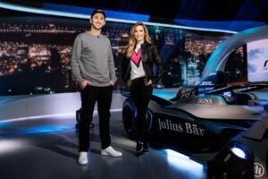 ran racing: Formel E ; Daniel Abt; Andrea Kaiser