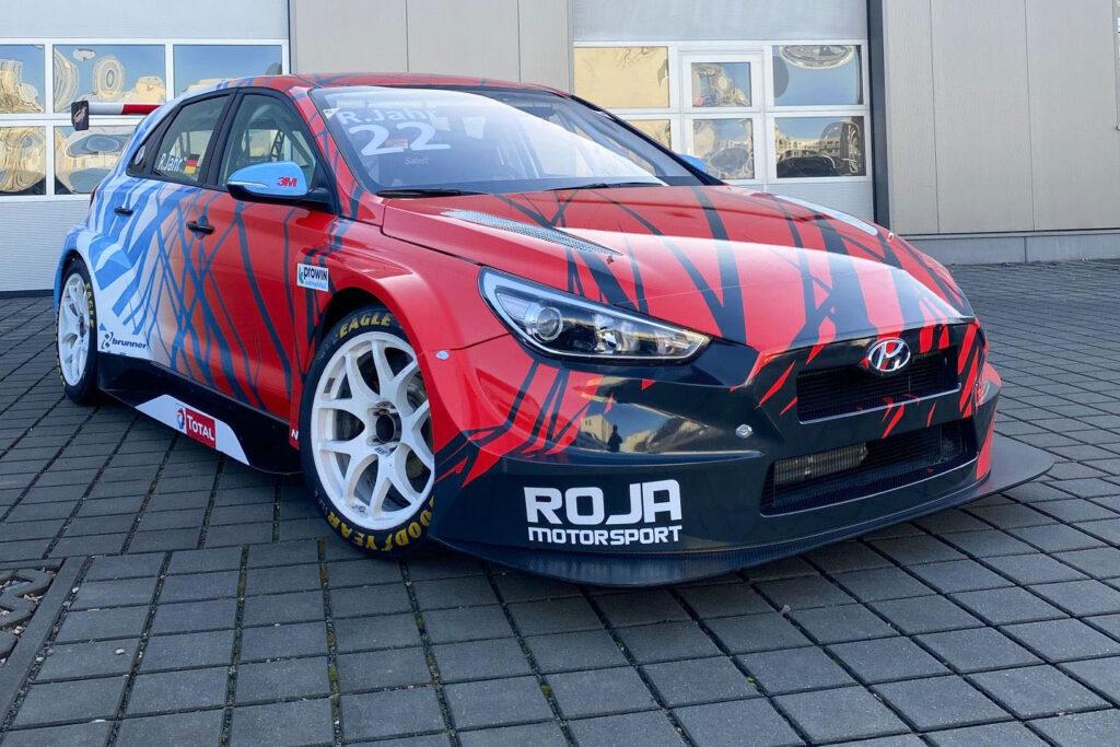 ROJA Motorsport Hyundai i30N TCR ADAC TCR Germany 2021