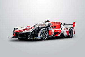 Toyota Gazoo Racing GR10 Hypercar 2021