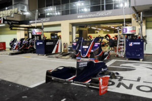 United Autosports ALMS 2021 Abu Dhabi