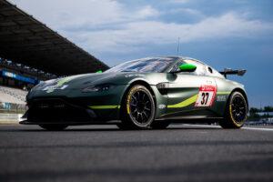Aston Martin Vantage GT4 N24h 2020