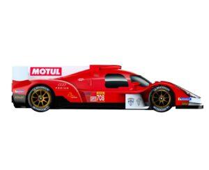 SCG 007 LMH FIA WEC 2021