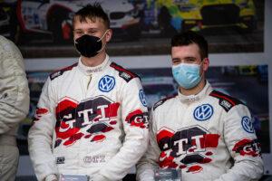 Max Kruse Racing DMV NES 500 Hockenheimring 2021 Marek Schaller und Marius Rauer