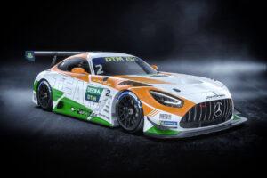 GetSpeed Performance DTM 2021 Mercedes-AMG GT3