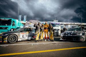 NLS 5. Lauf 2020, ROWE 6 Stunden ADAC Ruhr-Pokal-Rennen, Nürburgring-Nordschleife - Foto: Gruppe C Photography; #010 VW GOLF GTI TCR, Max Kruse Racing: Andreas Gülden, Benjamin Leuchter, Jasmin Preisig