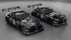 Toksport WRT Mercedes AMG GT3 GT World Challenge 2021