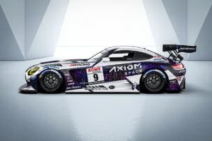 GetSpeed Performance Mercedes-AMG GT3 NLS 2021