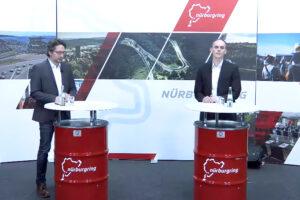 Alexander Gerhard und Christian Stephani Pressekonferenz 2021