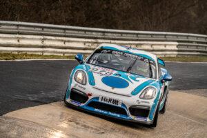 KKrämer Racing Porsche Cayman 718 GT4 NLS1 2021