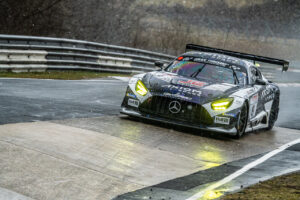 GetSpeed Performance Mercedes AMG GT3 NLS1 2021