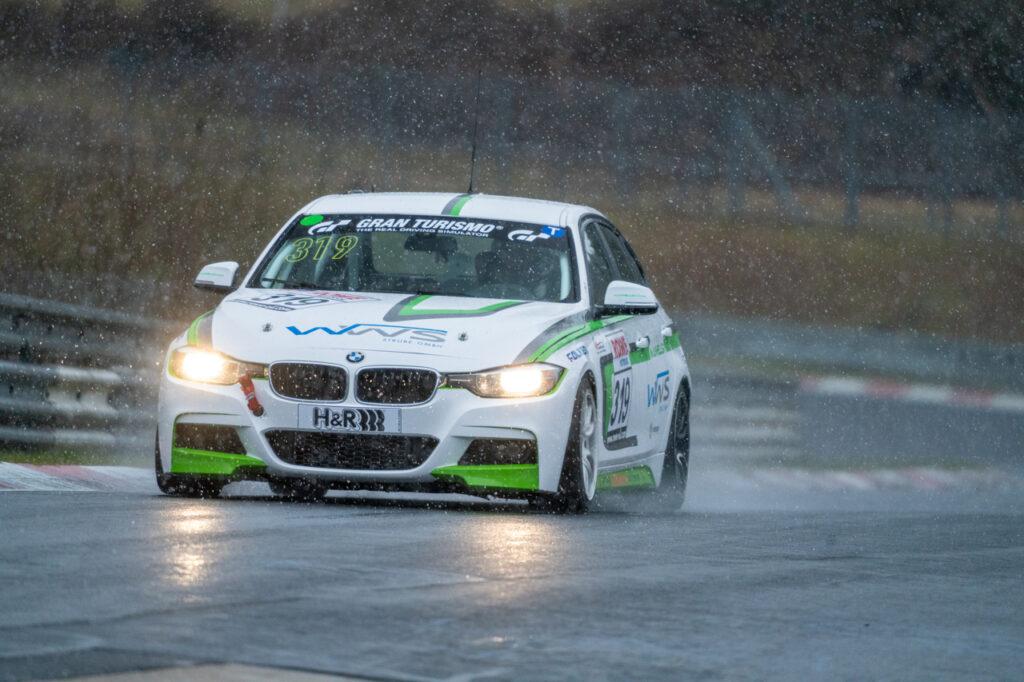 Manheller BMW 330i NLS 1 2021