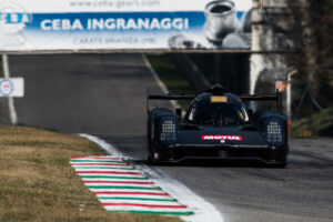 SCG 007 LMH Test Monza 2021
