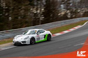 KRS Motorsport Porsche Cayman NLS1 2021