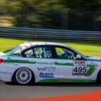 WWS-Strube BMW 330i Manheller Racing NLS 2020