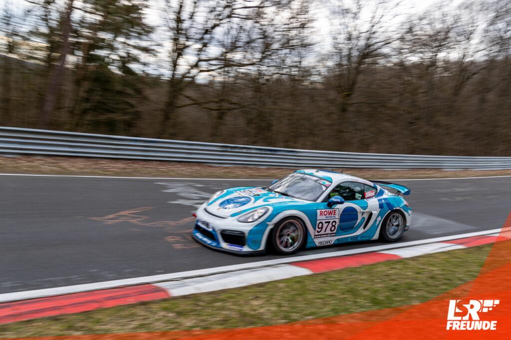 KKrämer Racing Porsche Cayman NLS 1 2021