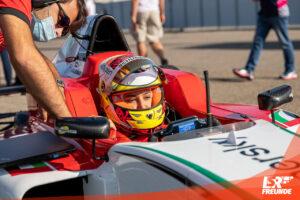Hamda Al Qubaisi ADAC Formel 4 Hockenheimring 2020