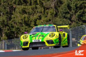 Manthey-Racing Porsche 911 GT3 R NLS 2021