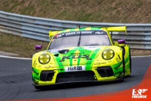 Manthey Racing Porsche 911 GT3 R NLS 2021