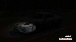 KRS Motorsport Porsche Cayman NLS 2021 N24h