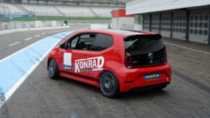Konrad Motorsport VW Up GTI Cup