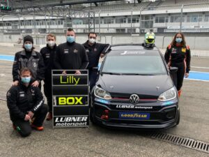 LUBNER Motorsport VW UP! GTI Cup Hockenheim 2021