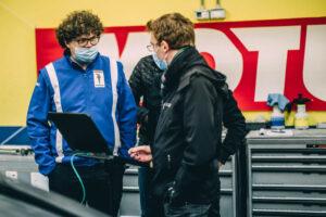 Luca Ciancetti Podium Advanced Technologies Tests SCG 007 LMH Vallelunga