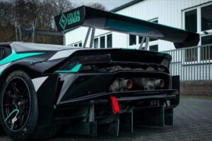Martin Lechmann Lamborghini Huracan GT3 EVO GTC Race 2021