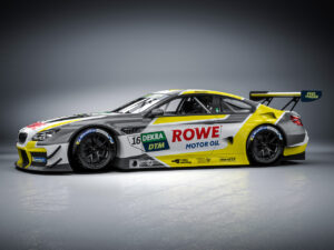 ROWE Racing DTM 2021 BMW M6 GT3 Timo Glock