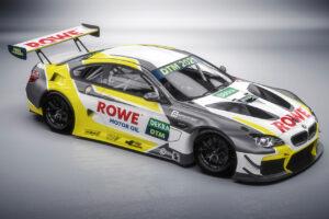 ROWE RACING BMW M6 GT3 DTM 2021