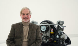 Rolf Sprenger Porsche AG