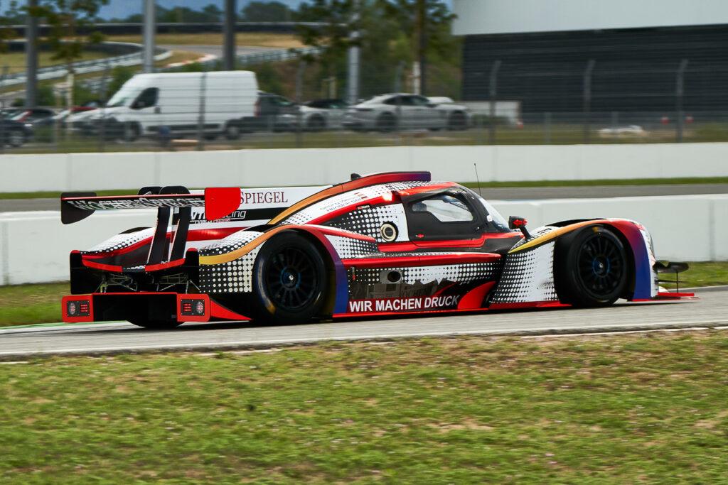 Wochenspiegel Team Monschau LMP2 Michelin Le Mans Cup 2021