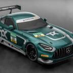 Toksport WRT Mercedes-AMG GT3 ADAC GT Masters 2021