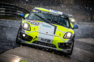 W&S Motorsport Porsche Cayman 718 GT4 NLS 2021