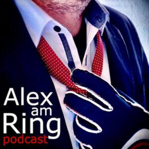 Alex am Ring