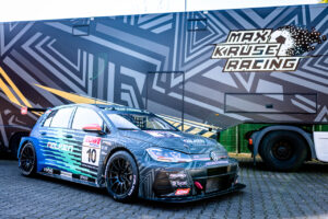 Max Kruse Racing VW Golf GTI TCR NLS 2021