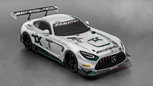 Toksport WRT GT World Challenge Europe Sprint Cup 2021 Mercedes-AMG GT3