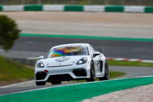 Overdrive Racing Porsche Cayman 718 GT4 ADAC GT4 Germany 2021